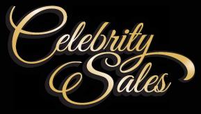 Celebrity Sales Logo