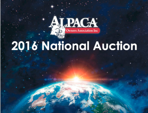 AOA 2016 National Sale Catalog