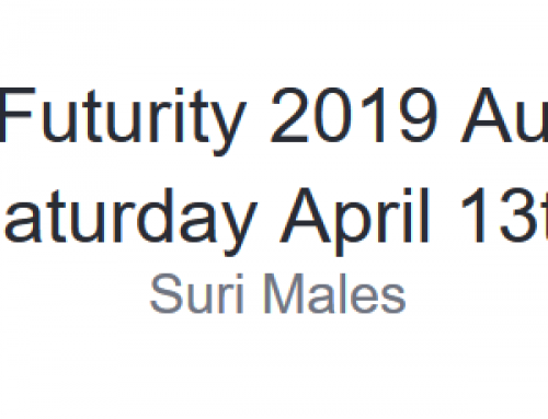 The Futurity 2019 Auction – Saturday April 13th – Suri Males